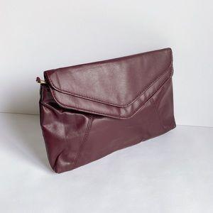 Vintage Double Envelope Flap Purse